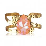 CAROLINE SVEDBOM - PERFECT DROP BANGLE / PEACH DELITE