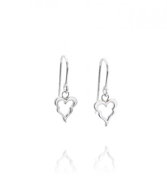 CRAZY HEART EARRINGS