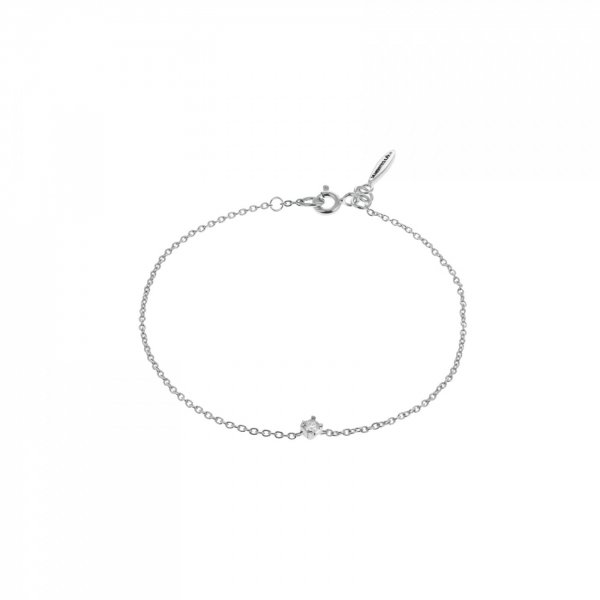 Diamond Sky drop bracelet