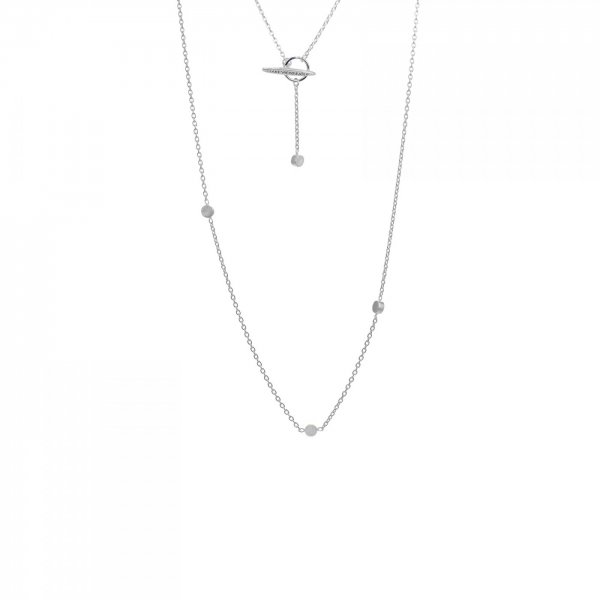 DIAMOND SKY LONG NECKLACE
