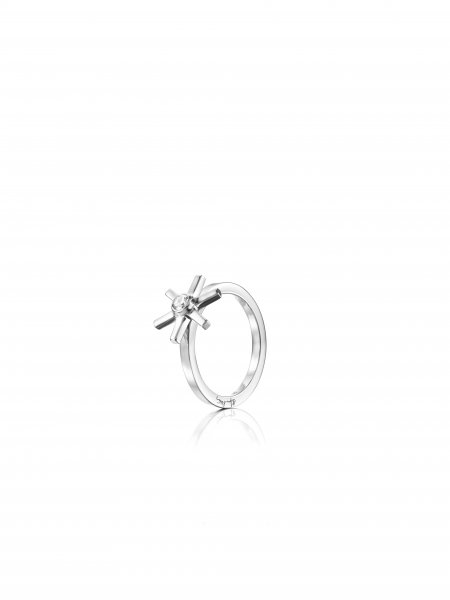 EFVA ATTLING - Starflower & Stars Ring
